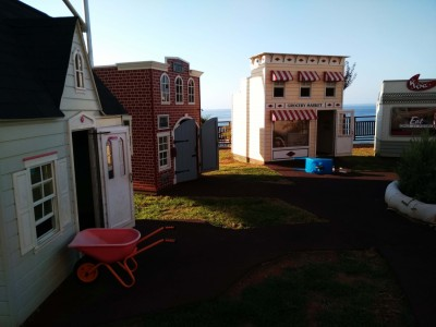 Детский клуб в Элексус