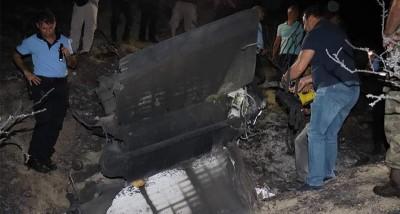 На территории Северного Кипра разорвалась ракета, выпущенная из Сирии