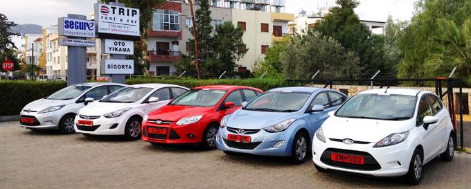 Правила аренды автомобилей на Северном Кипре
