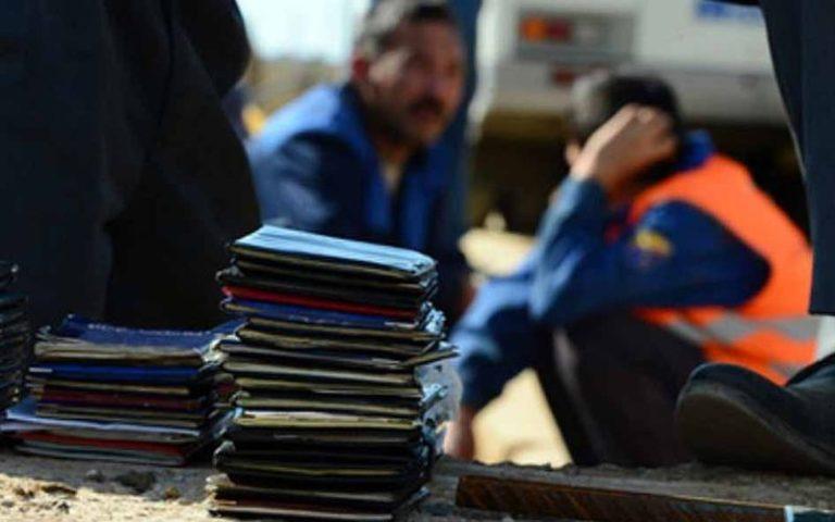 Депортировано более 700 нелегальных работников