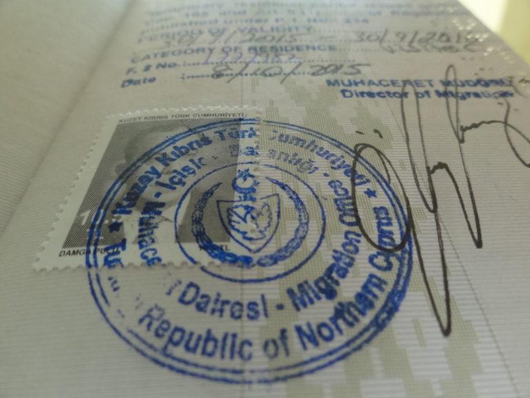 Визовые правила и виды виз Северного Кипра