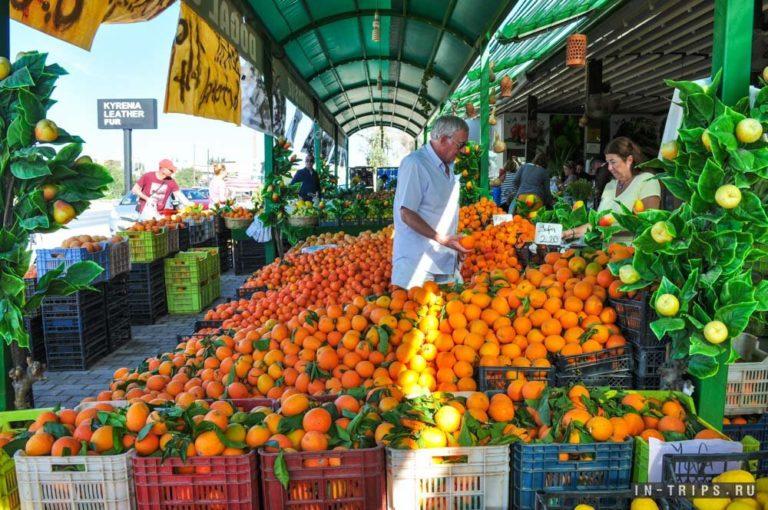 Цены на продукты выросли на Севере и Юге Кипра
