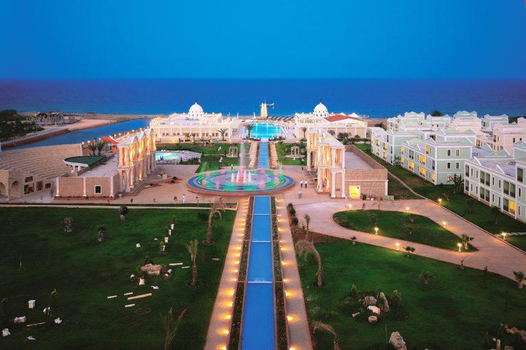 Список отелей СК: большинство земель принадлежат греко-киприотам