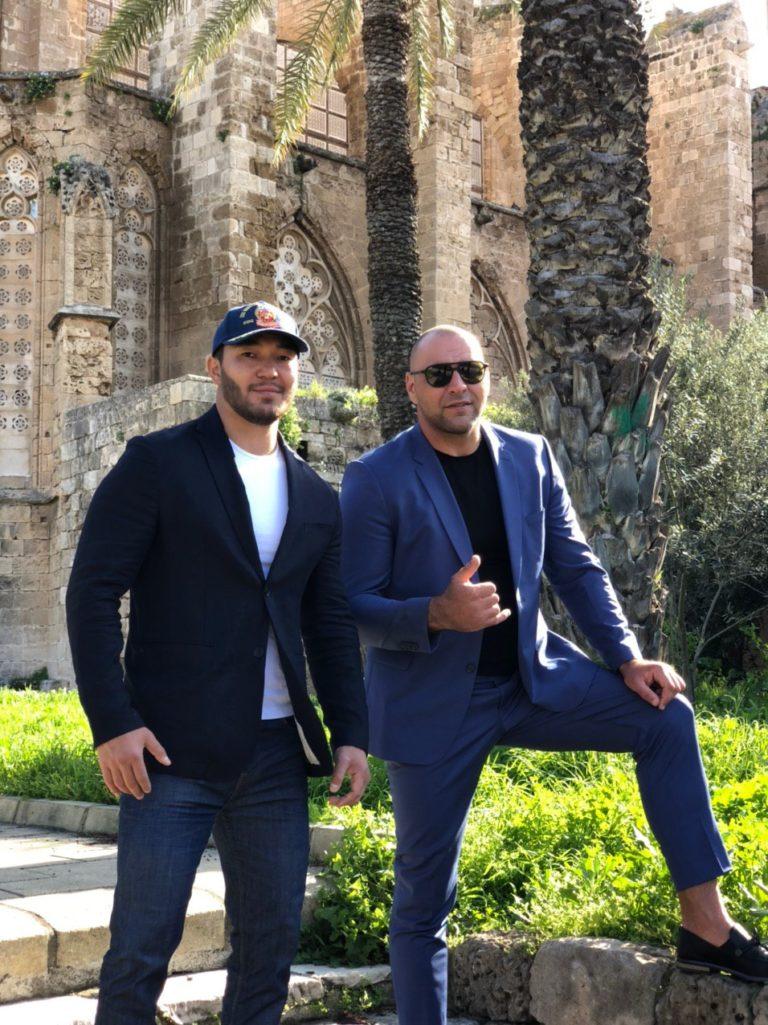 Жители Северного Кипра решили снять кавер на песню Джигана — На край света