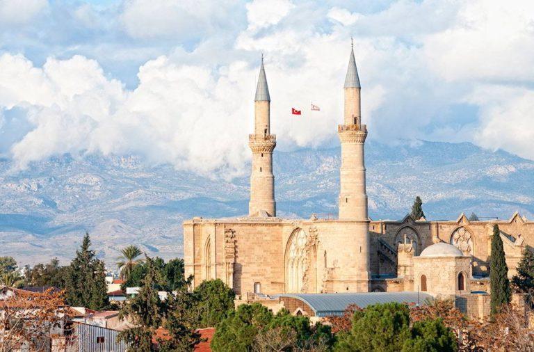 Мечеть Селимие (Бывший Кафедральный Собор Св.Софии)
