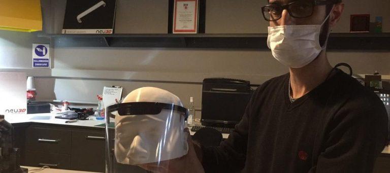 Ближневосточный университет начал массовое производство защитных масок