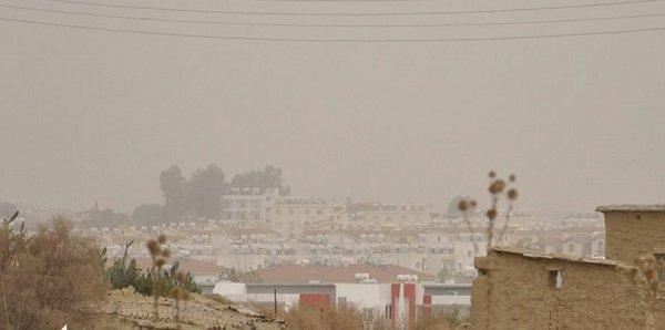 Прогноз погоды: пыль и ливни