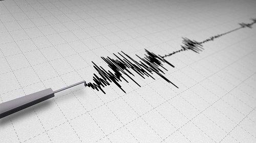 Третье землетрясение произошло в районе Карпаза