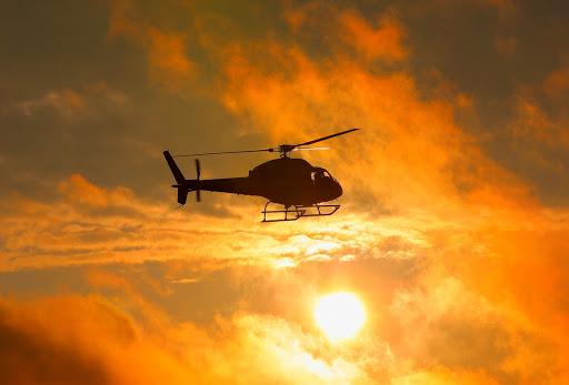 Правительство надеется одолжить пожарный вертолет из Турции