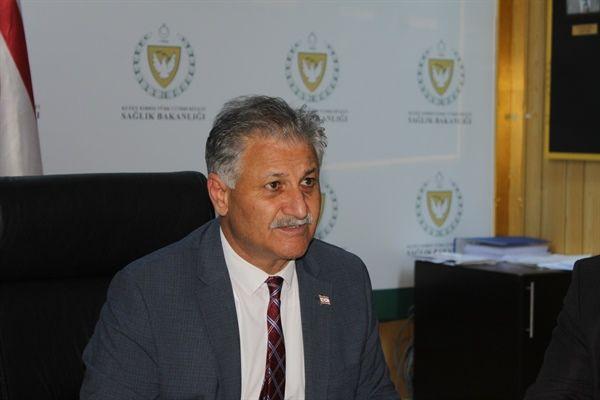 Министр здравоохранения обещает построить пандемическую больницу