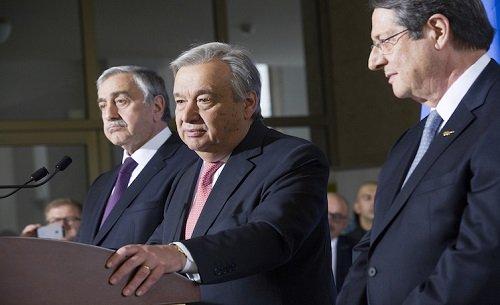 Лидеры обсудят продление ВСООНК на Кипре