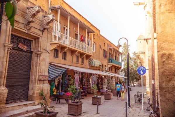 Очень мало туристов приезжает на Северный Кипр