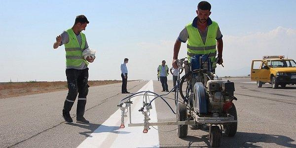 Улучшения в аэропорту Эрджан продолжаются