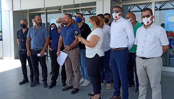 Все пассажиры, прибывающие в ТРСК будут оставаться в карантине до объявления результатов ПЦР