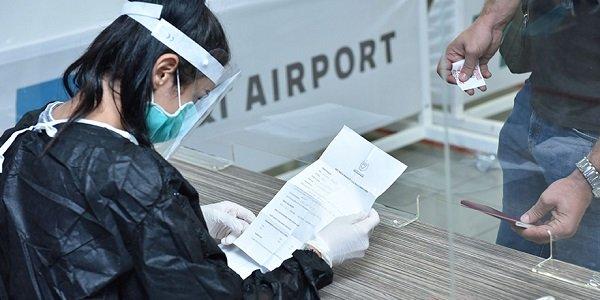 Семидневный карантин для пассажиров из Турции