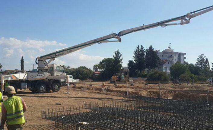 Заложен фундамент Турецкого колледжа Маариф в Искеле
