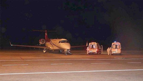 19 пациентов с Covid-19 были доставлены в Турцию