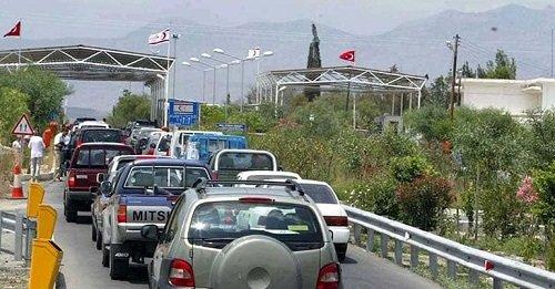Изменение правил пересечения КПП на Северный Кипр