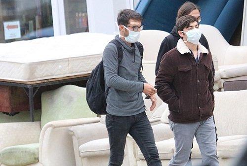 Ужесточение наказаний за не ношение маски и не соблюдение социальной дистанции