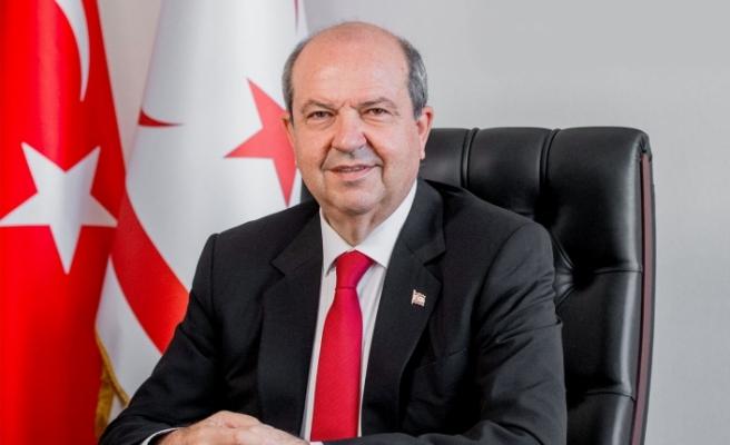 Президент Эрсин Татар совершит первый официальный визит в Турцию
