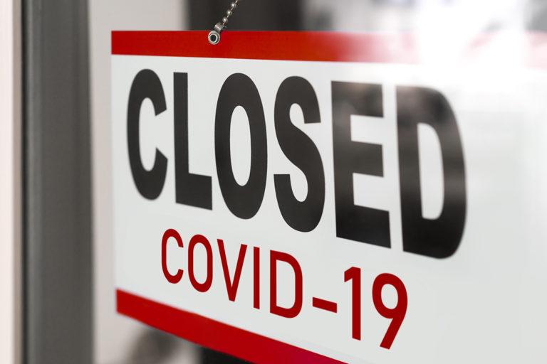 Закрытие Кирении и Лефкоши с 27 января