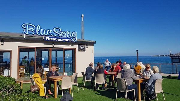 У владельца ресторана Blue Song положительный результат на Covid-19