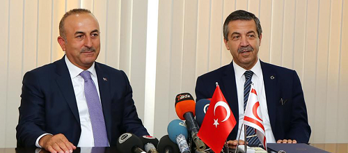 Решение на основе существования двух государств на Кипре