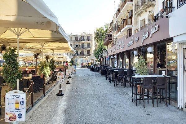 План реконструкции старой гавани Кирении почти завершен