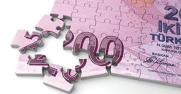 Стоимость GBP снова растет против TL