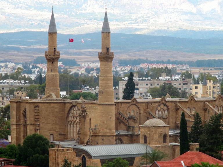 Реставрация мечети Селимие в Лефкоше