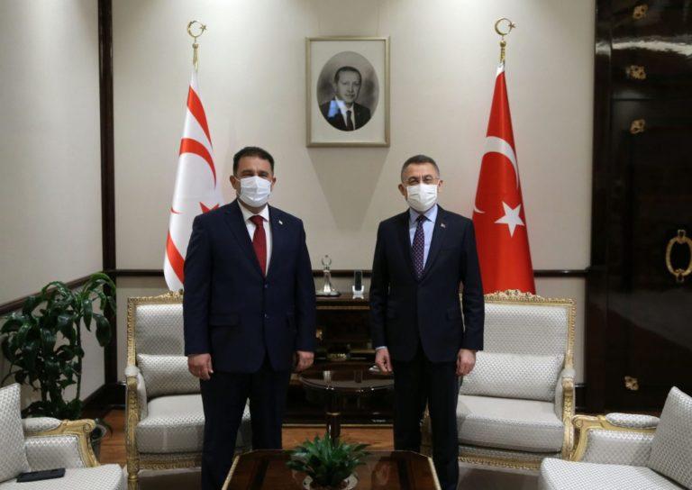 Турция отправила еще 20 тысяч вакцин от Covid-19 в ТРСК