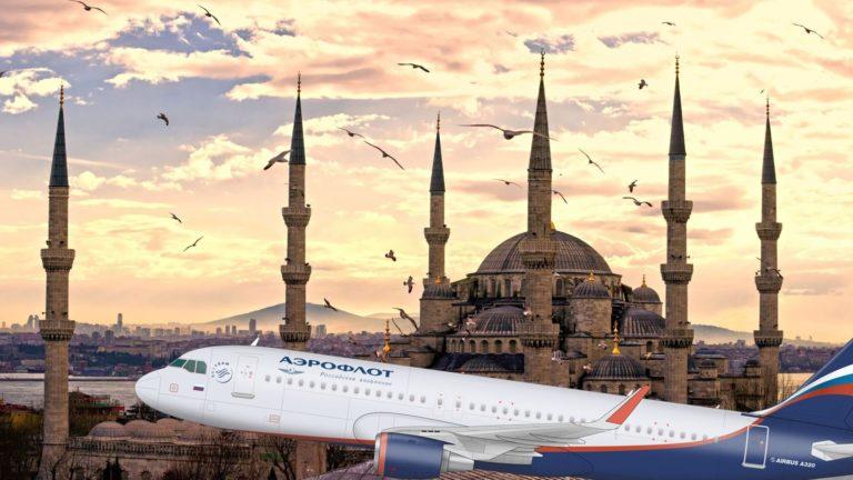 Россия приостановила полеты в Турцию