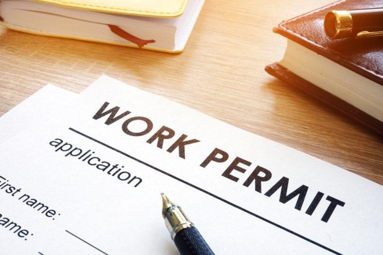 Поправки о разрешении на рабочую визу в ТРСК