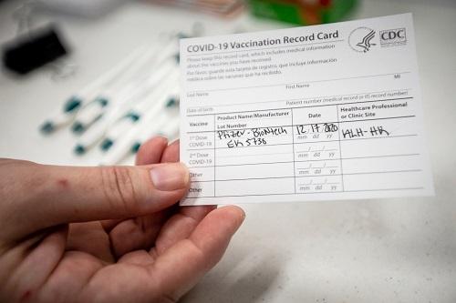 Учтут ли Северный Кипр в портале вакцинации для ЕС?