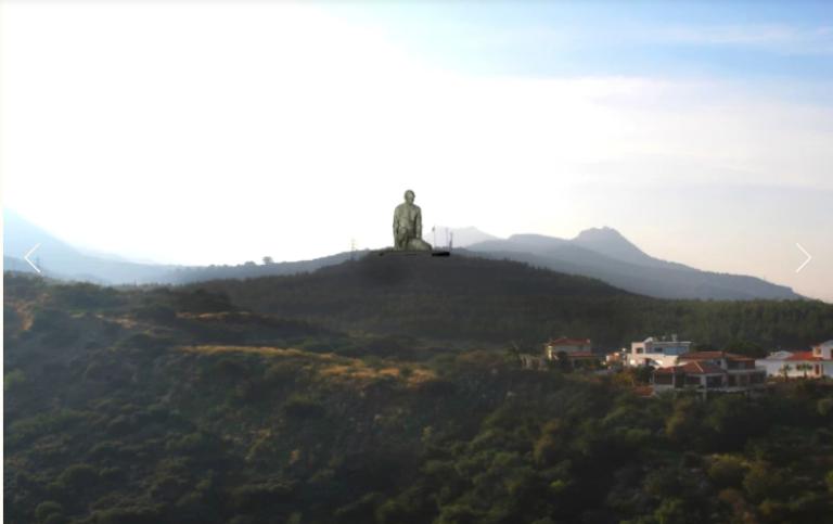Архитекторы требуют отменить установку статуи в горах Кирении