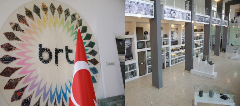 Музей истории радиовещания БРТК был открыт для посещений