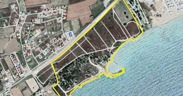 Новая военная база в Искеле