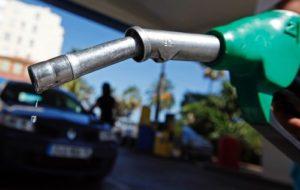 Рост цен на бензин с полуночи
