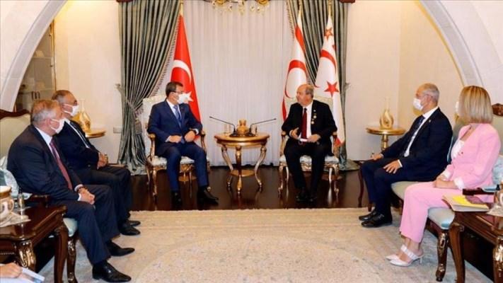 Делегация парламента Азербайджана впервые посетила ТРСК