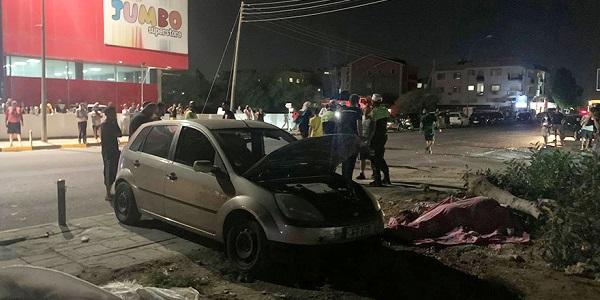В Лефкоше 4 раненых и один погибший в результате ДТП